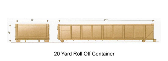 Roll Off Dumpster Rental in Las Vegas NV