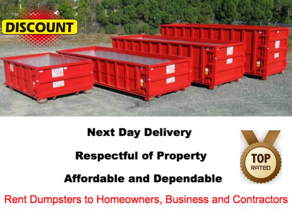 Las Vegas Dumpster Rental